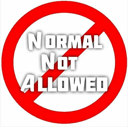 Batchelor Podcast – Normal Not Allowed.