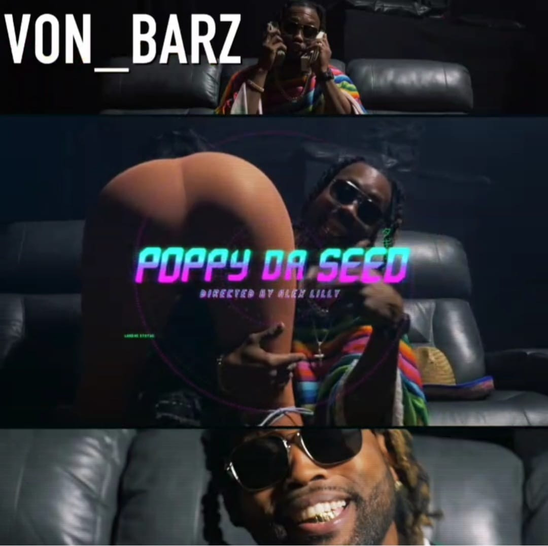Von Barz - New Music Out Now